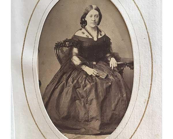 Maria Barbara Frykholm.