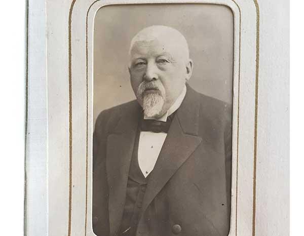 Albert Emanuel Frykholm.