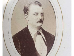 Axel Theodor Frykholm.