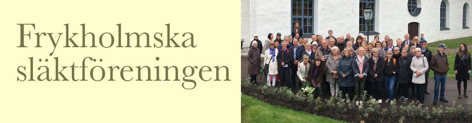 Frykholmska släktföreningen